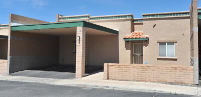 Pima County Townhouse Active Contingent: 1347 E Zulema Loop