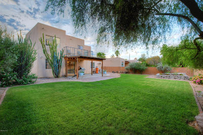 Oro Valley Single Family Home Active Contingent: 941 W Fox Ridge Lane