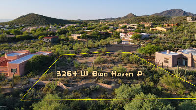 Tucson Residential Lots & Land For Sale: 3264 W Bird Haven Place #5