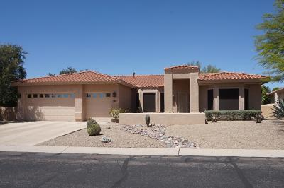 Oro Valley Single Family Home For Sale: 139 E Silverstone Place