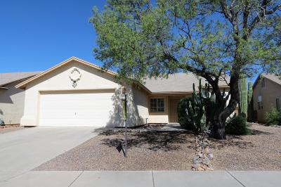 Tucson Single Family Home For Sale: 8840 N Bottlebush Lane