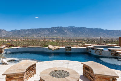 Tucson Single Family Home Active Contingent: 39435 S Mountain Shadow Drive