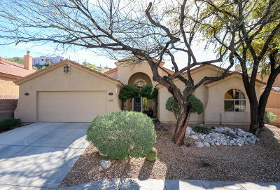 Sabino Mountain (1-290) Single Family Home Active Contingent: 4516 N Saddle View Drive