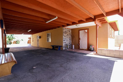Pima County Single Family Home For Sale: 1019 E 28th Street