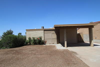 Tucson Single Family Home Active Contingent: 7003 N Starview Drive