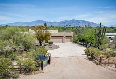 Tucson Single Family Home For Sale: 5721 W Oasis Road