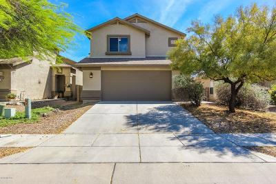 Tucson Single Family Home Active Contingent: 2439 W Rau River Road