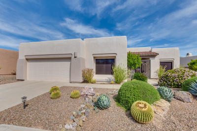 Oro Valley Single Family Home For Sale: 424 W Wheeler Road