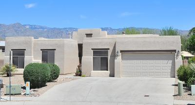 Single Family Home Active Contingent: 2686 N Vuelta Vista Campestre