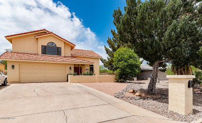 Sierra Vista Single Family Home For Sale: 2860 St Andrews Drive