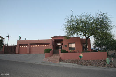 Tucson Single Family Home For Sale: 3090 W Royal Copeland Drive