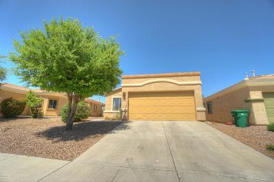 Sahuarita Single Family Home For Sale: 431 E Camino Rancho Redondo