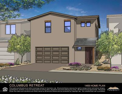Tucson Single Family Home For Sale: 4271 E Columbus Park Place #Lot 3