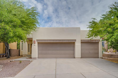 Tucson Single Family Home For Sale: 6549 N Shadow Bluff Drive