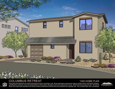 Single Family Home For Sale: 4256 E Columbus Park Place #Lot 12