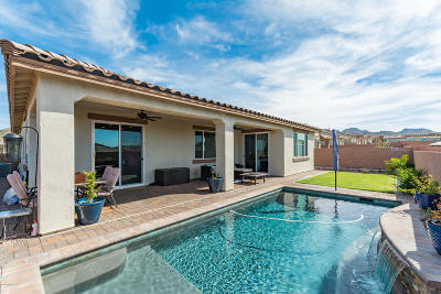 Pima County Single Family Home For Sale: 7215 W Cactus Flower Pass