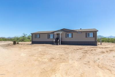 Pima County, Pinal County Manufactured Home For Sale: 6750 E Cactus Patch Way