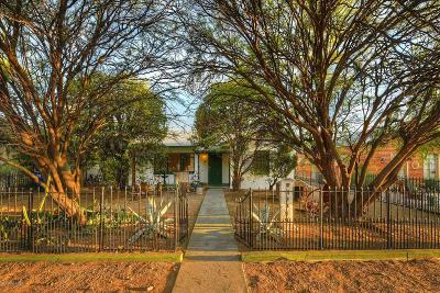 Pima County Single Family Home For Sale: 2034 E 10th Street