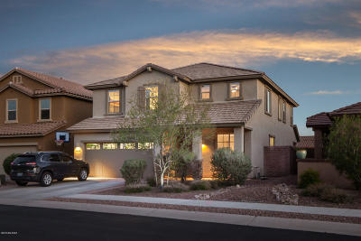Oro Valley Single Family Home For Sale: 276 E Painted Pottery Place