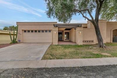 Tucson Townhouse For Sale: 2573 W Crown King Drive