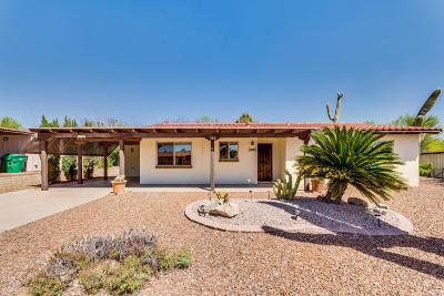 Green Valley Single Family Home For Sale: 119 E Verde Vista