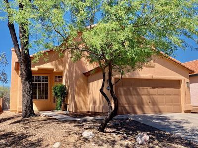 Tucson Single Family Home For Sale: 3532 W Camino De Caliope