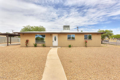 Pima County Single Family Home For Sale: 2548 W Drexel Road