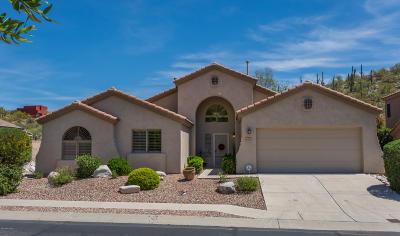 Sabino Mountain (1-290) Single Family Home For Sale: 4348 N Ocotillo Canyon Drive