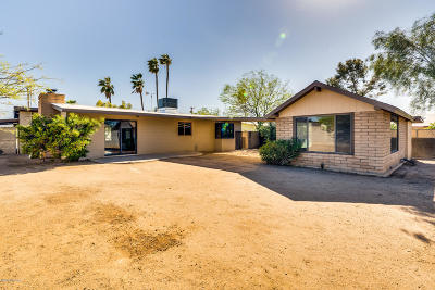 Tucson AZ Single Family Home Active Contingent: $200,000