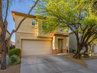 Tucson Single Family Home Active Contingent: 10397 E Malta Street