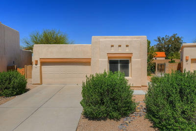 Single Family Home Active Contingent: 1736 N Wild Hyacinth Drive