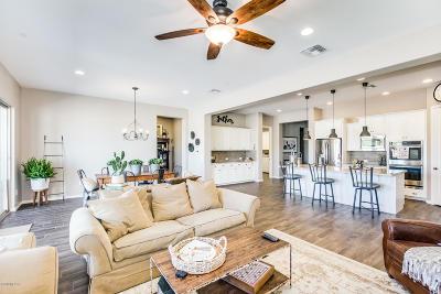 Pima County Single Family Home For Sale: 1068 W Desert Firetail Lane