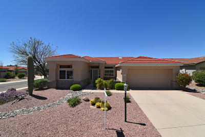 Oro Valley Single Family Home Active Contingent: 14151 N Buckingham Drive