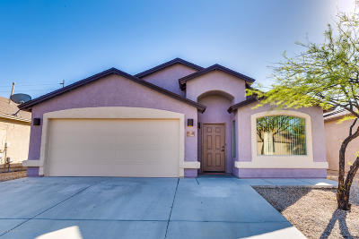 Tucson Single Family Home For Sale: 7246 S Canterbury Tale Drive