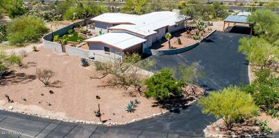 Tucson Single Family Home For Sale: 4343 N Camino Vinorama