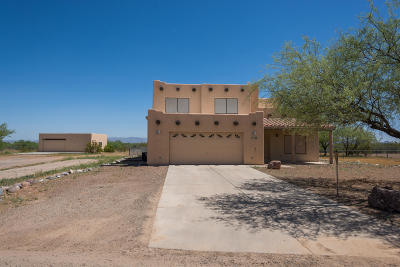 Marana Single Family Home Active Contingent: 12156 N Star Cluster Drive