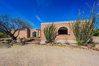 Tucson Single Family Home For Sale: 1751 N Calle Del Suerte