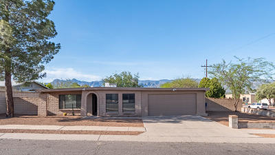 Single Family Home For Sale: 9765 E Sierra Street