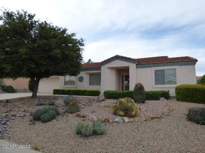 Green Valley Single Family Home For Sale: 886 W Belltower Drive