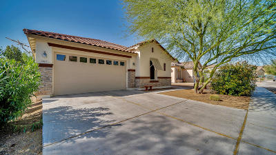 Pima County Single Family Home Active Contingent: 267 W Vuelta Friso