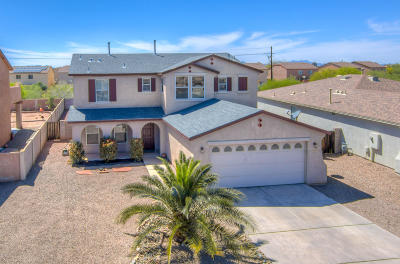 Single Family Home For Sale: 6912 S Martlet Drive