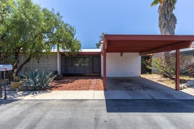 Pima County Single Family Home Active Contingent: 3950 N Stone Avenue