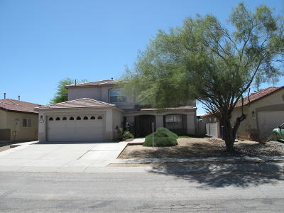 Tucson Single Family Home For Sale: 7434 S Madera Village Drive