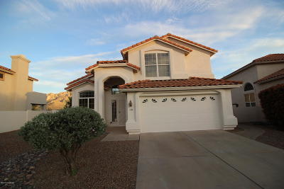 Oro Valley Single Family Home For Sale: 12152 N Legacy Place