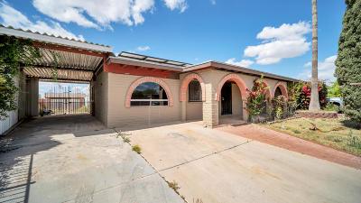 Single Family Home For Sale: 1523 E Calle Salamanca