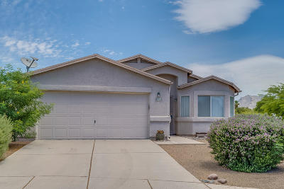 Tucson Single Family Home For Sale: 3514 W Ethan Crossing Lane