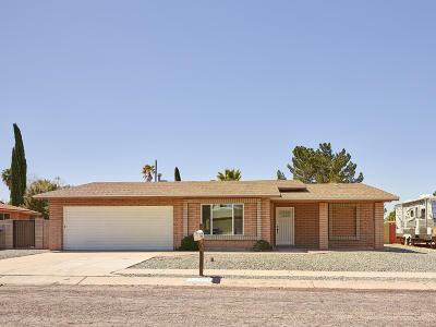 Tucson Single Family Home For Sale: 7480 E Rio Vista Circle