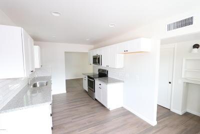 Tucson Single Family Home Active Contingent: 5842 E Baker Street