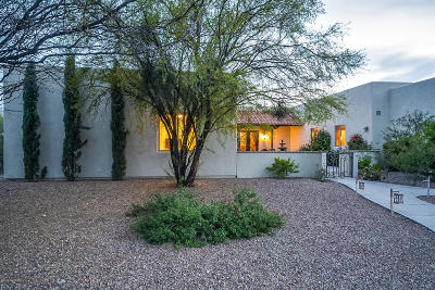 Tucson Single Family Home For Sale: 2361 N Soldier Trail