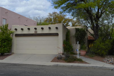 Oro Valley Single Family Home Active Contingent: 1268 Silverleaf Drive